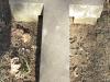 Howick St Lukes Church Grave not readable.. .(2)
