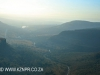 Umgeni Valley Nature Reserve WESSA - Umgeni valley from the air (6)