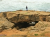 Isipingo Beaches - Clark Road Views - 30d 00.271S 30g 56  - Rock Cave