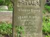 Isipingo Cemetery Grave  Jeanie Fann