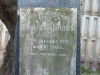 Isipingo - Dick King Graveyard - Delhoo Lane Grave Louis Charles Tremearne 1917