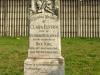Isipingo - Dick King Graveyard - Delhoo Lane grave Clara Allen daughter of Dick King