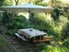 Ixopo Buddhist Retreat - Breakfast table