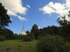 Ixopo Buddhist Retreat - Stupa view