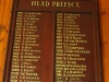 Ixopo High School  Honours Boards Head Prefect Cassington. (1)