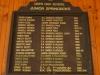 Ixopo High School  Honours Boards  Junior Springboks