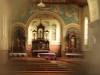 Ixopo - Mariethal Trappist Mission - Church interior   (2)