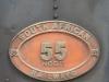 Ixopo Patons Country Railway loco NGG11 No 55  (1)