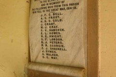 Ixopo - St John's Anglican Church Cemetery