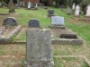 Ixopo - St Johns Anglican Church - Grave -  ...... Howard