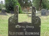 Ixopo - St Johns Anglican Church - Grave - Alistaire King