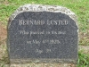 Ixopo - St Johns Anglican Church - Grave - Bernard Lusted 1925