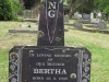 Ixopo - St Johns Anglican Church - Grave - Bertha King 1993