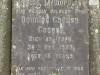 Ixopo - St Johns Anglican Church - Grave - Douglas Cooper