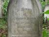 Ixopo - St Johns Anglican Church - Grave - Elizabeth Britten 1912