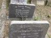 Ixopo - St Johns Anglican Church - Grave - Flora & Coleridge Mackintosh