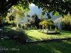 Kamberg - Cleopatra Mountain Farmhouse - gardens. (3).