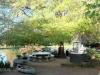 Kamberg - Cleopatra Mountain Lodge - lakeside seating (3)