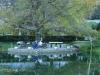 Kamberg - Cleopatra Mountain Lodge - lakeside seating (5)