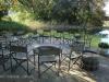 Kamberg - Cleopatra Mountain Lodge - lakeside seating (6)