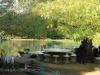 Kamberg - Cleopatra Mountain Lodge - lakeside seating (7)
