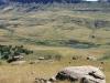 Kamberg - Gladstone Nose Walk  - Camp & Rock Art Centre Views (5)