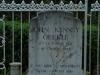 Benvie -  grave John Geekie 1997
