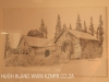 Benvie - old farm sketch
