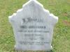 Karloof St Marks Church grave Ann Jane Fannin