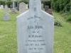 Karloof St Marks Church grave Ann Shaw 1860