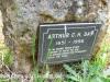 Karloof St Marks Church grave Arthur Day 1996