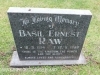Karloof St Marks Church grave Basil Ernest Raw