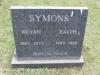 Karloof St Marks Church grave Bryon Symons