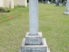 Karloof St Marks Church grave Carolone Burdon 1916)