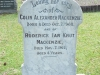 Karloof St Marks Church grave Colin & Roderick Mackenzie