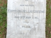 Karloof St Marks Church grave Edith Greene (2)
