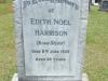 Karloof St Marks Church grave Edith Harrison 1935