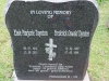 Karloof St Marks Church grave Elsie & Frederick Taynton)