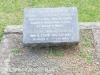 Karloof St Marks Church grave Ernest & Frances Burdon