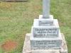 Karloof St Marks Church grave Gladys Irene Symons