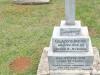 Karloof St Marks Church grave Gladys Symon 1938