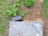 Karloof St Marks Church grave Hazel & Ben Price