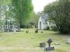 Karloof St Marks Church grave views