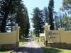 Kearsney Manor - Entrance Gates