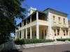 Kearsney Manor - West elevation - pool & parking (3)