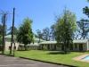 Kearsney Manor - West elevation - pool & parking (5)