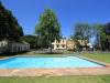 Kearsney Manor - West elevation - pool & parking (7)