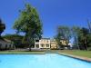 Kearsney Manor - West elevation - pool & parking (9)