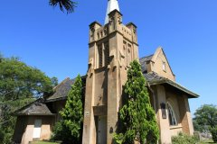 KEARSNEY Manor - Church & Graveyard