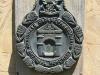 Kearsney Manor - Church Exterior - Monuments plaque